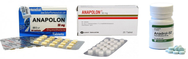 Oxymetholone (Anapolon): the complete guide