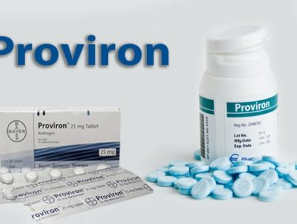 Proviron in bodybuilding