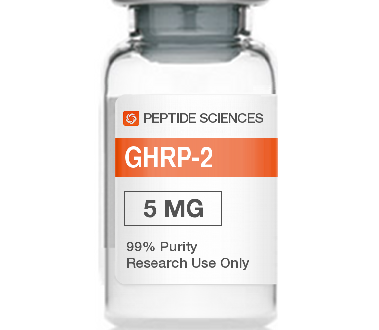 GHRP-2: growth hormone stimulator