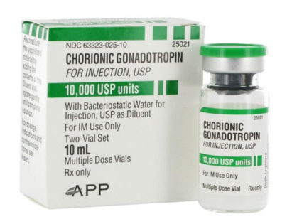 Gonadotropin in bodybuilding
